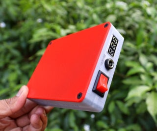 DIY Mini UPS for WiFi Router V2.0