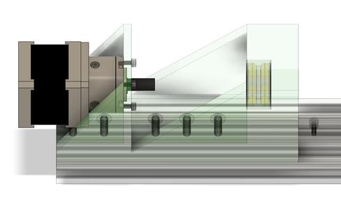 Physical Assembly - Stepper Motor