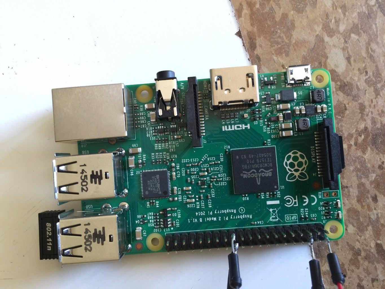 RaspberryPi and Relay Board