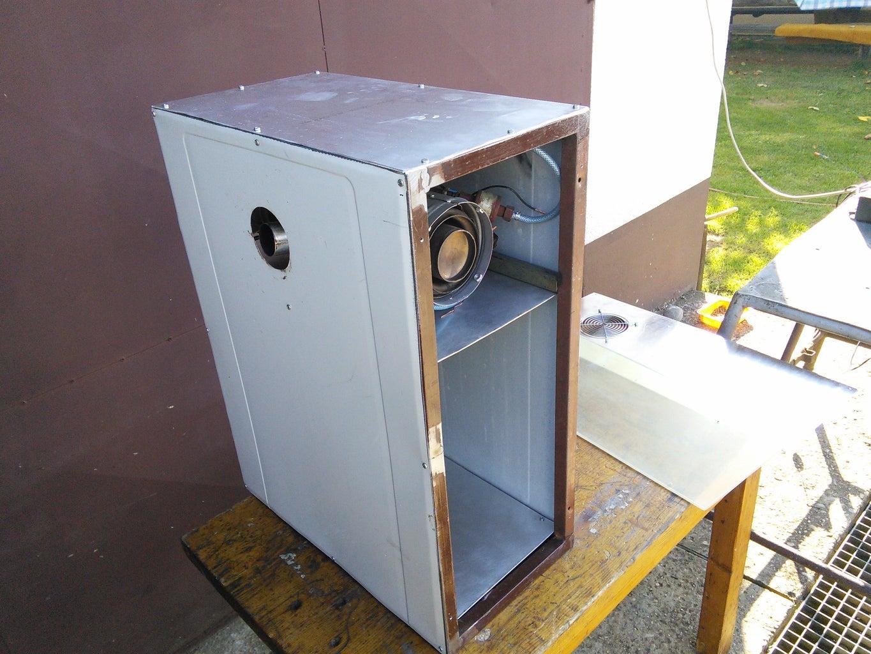 Heating System Housing