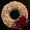 Duck Cloth Wreath