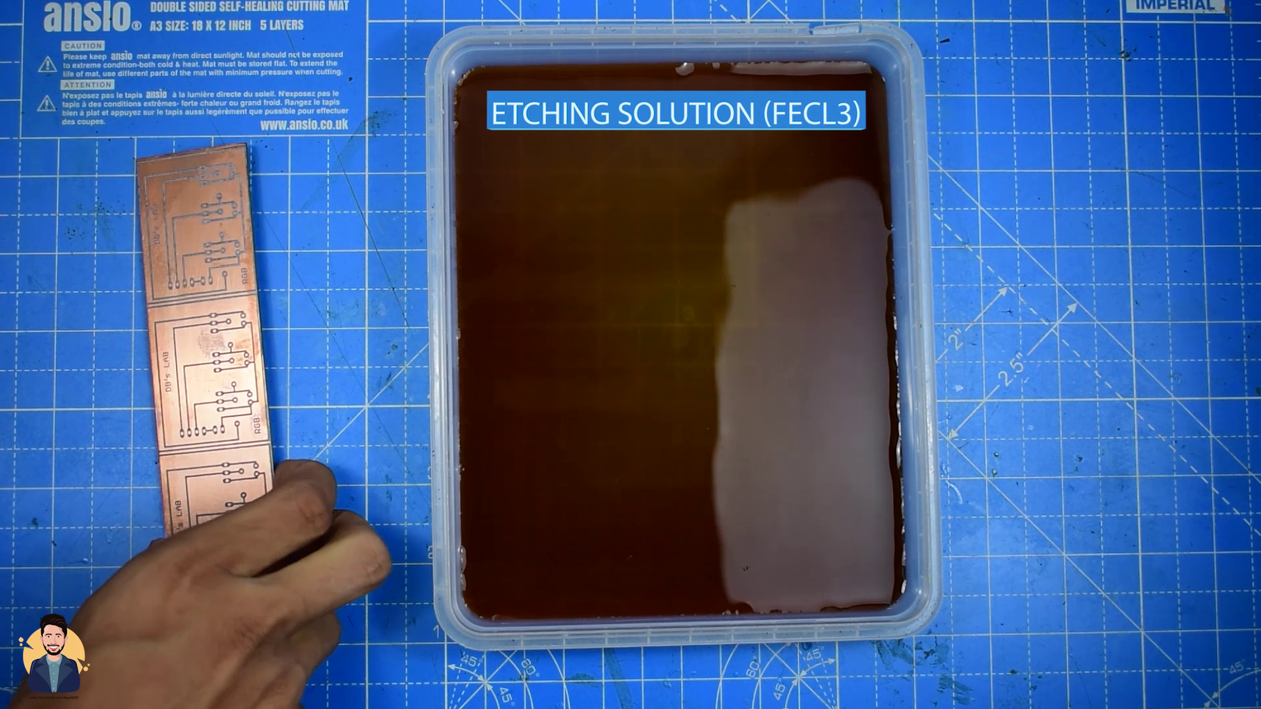 Etching Solution