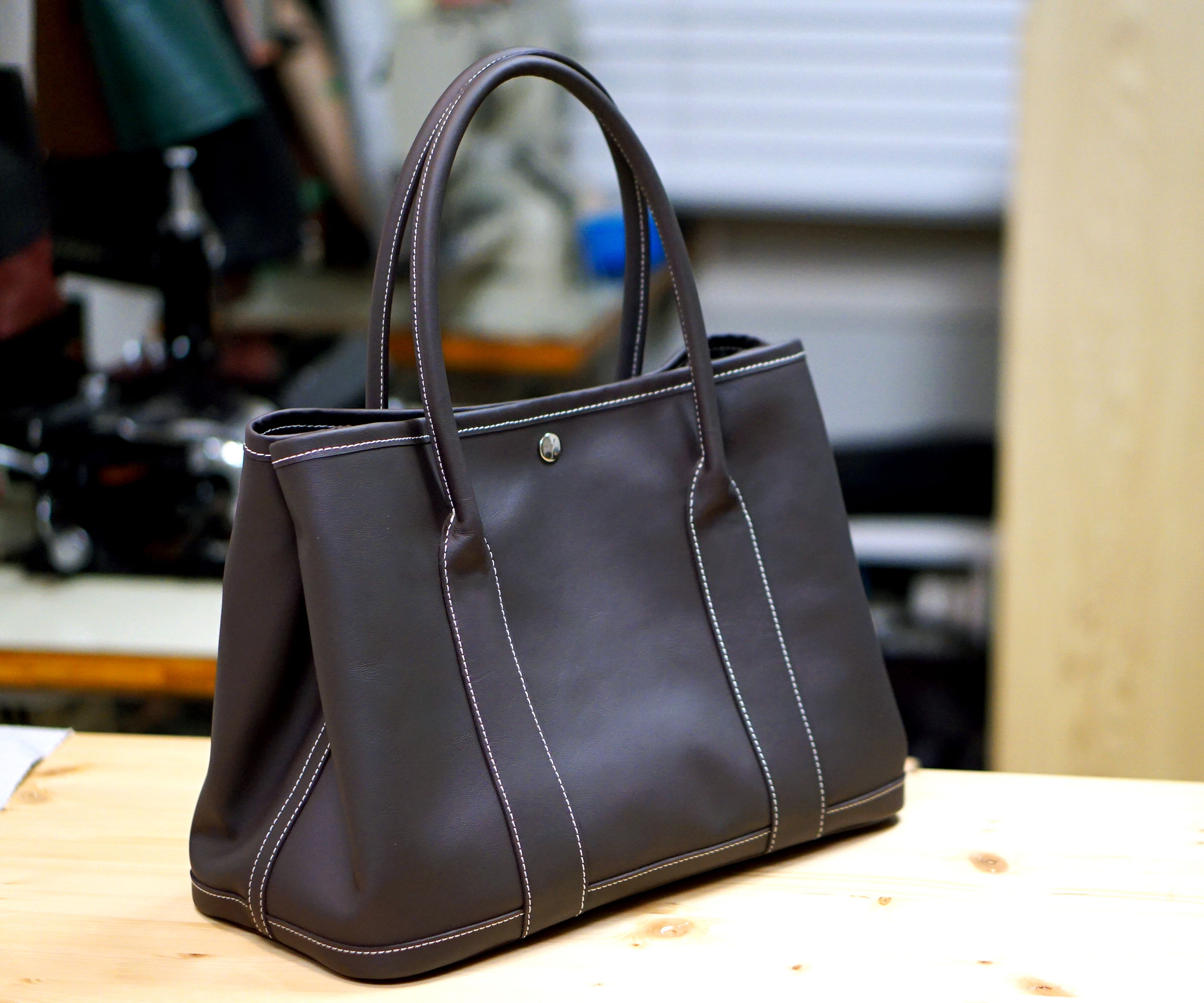 Making a Shopper Bag