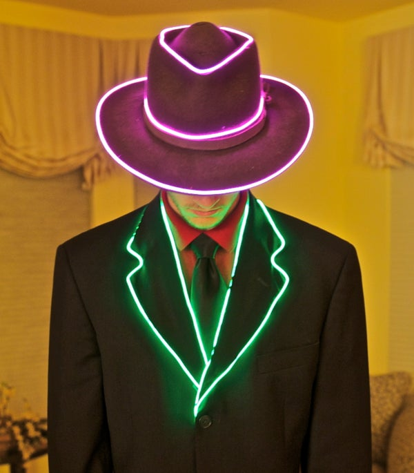 Sound-Activated and Light-Up Accessories