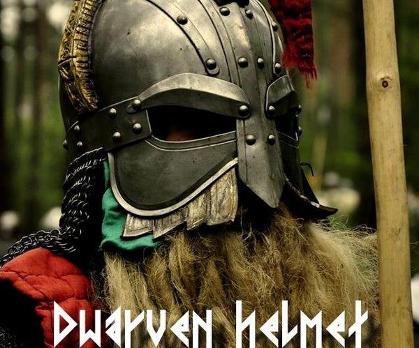 Dwarven Helmet Mod