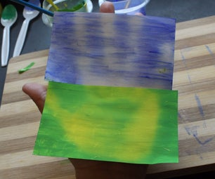 Make Your Own Thermocolor (Color-Change) Paint!