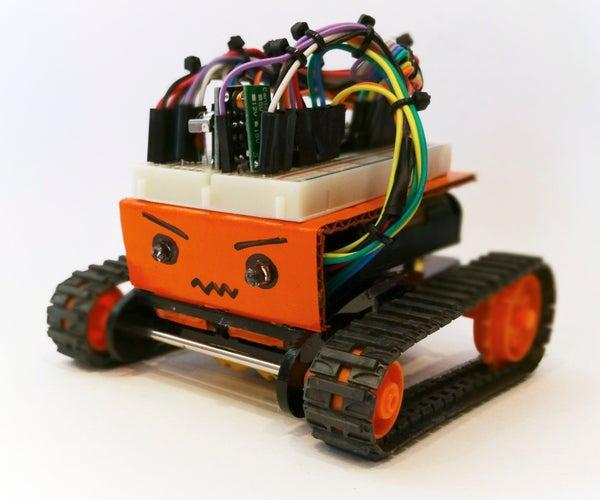 RC Mini Rover