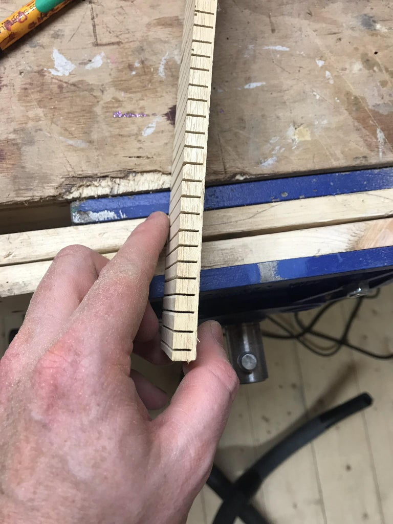 Assembly - the Big Glue Ups