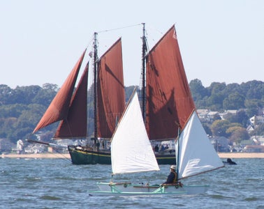 Go Sailing to Restart Your Priorities
