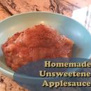 Easy 5 Ingredient Applesauce