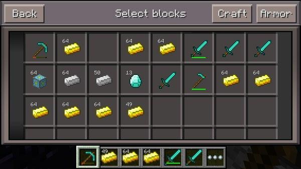 Minecraft Pe Cheat