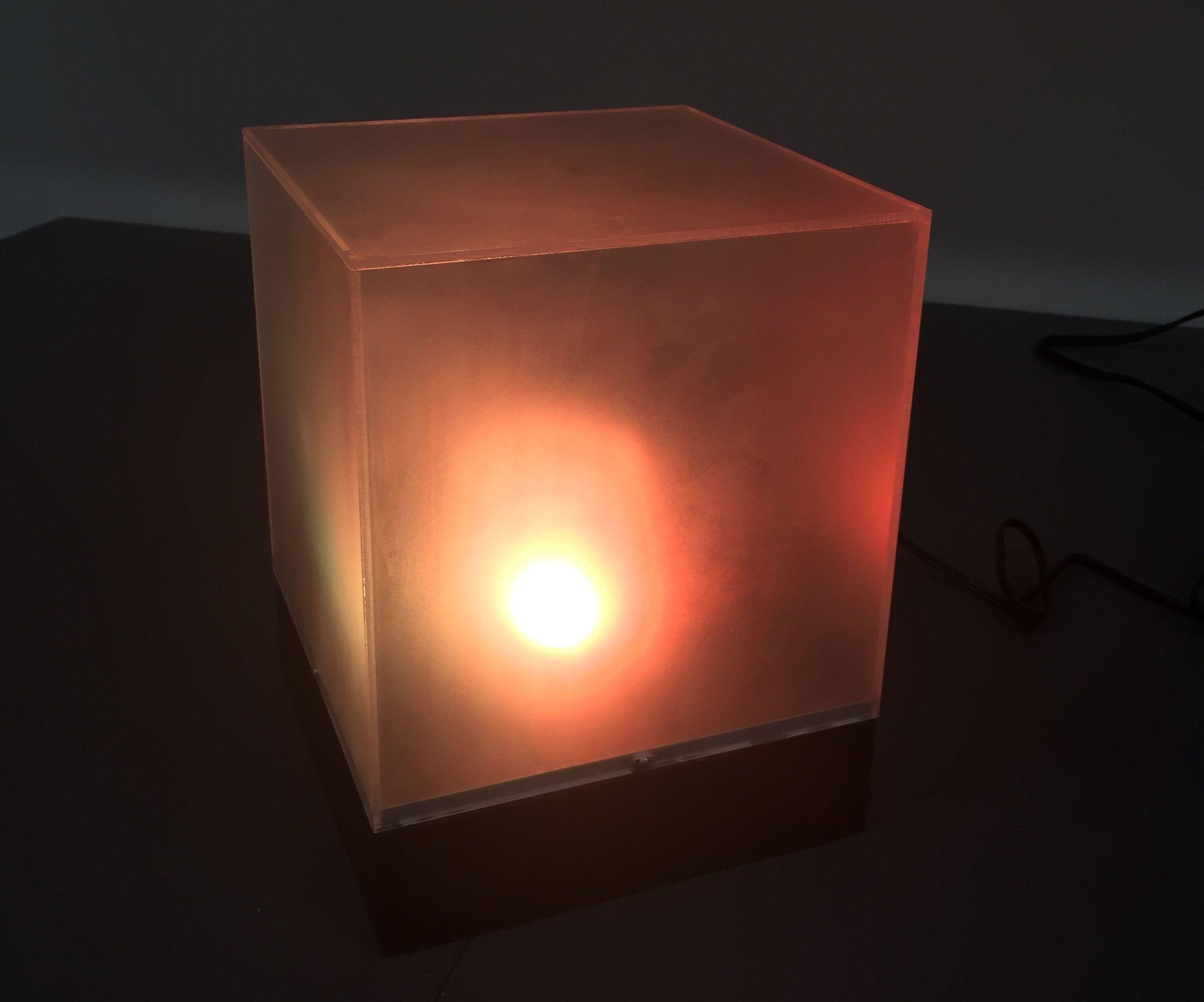 Interactive Bluetooth Mood Lamp