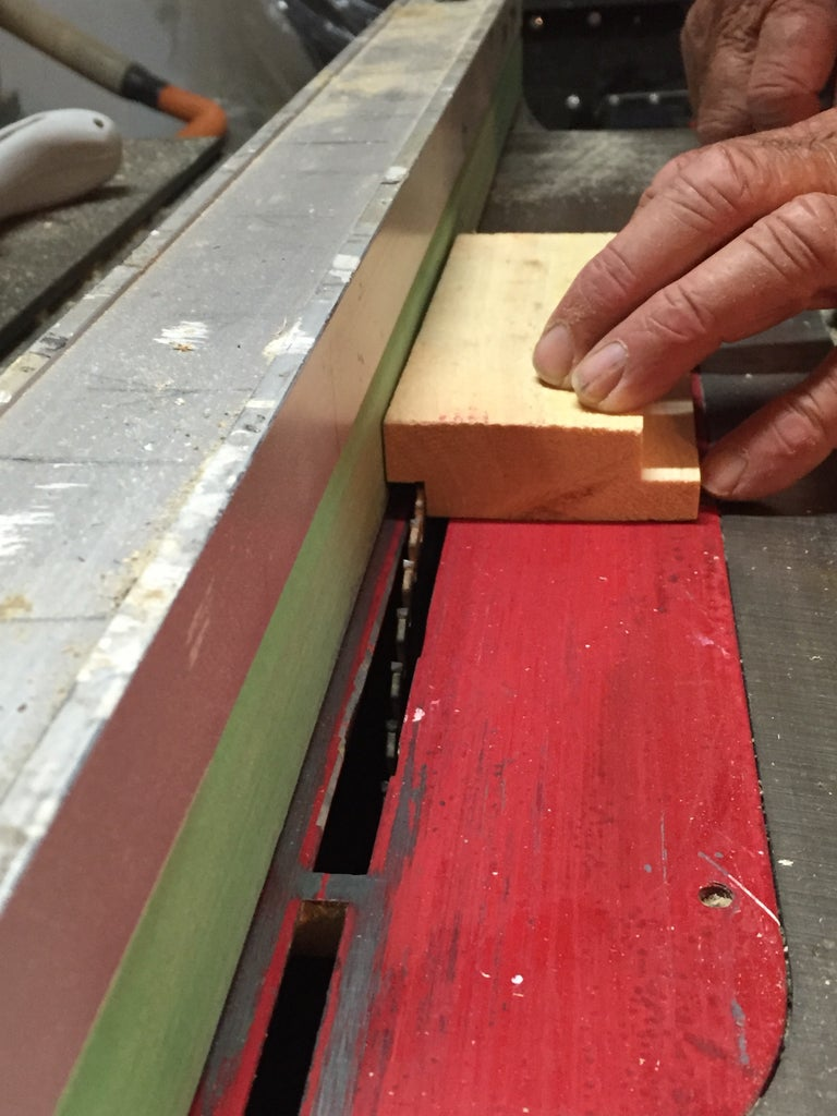 Rabbet the Wood