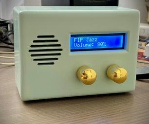 建立自己的互联网收音机/Constructuisez Votre Probre Radio Internet(双语)