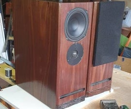 Modified TQWT Speaker