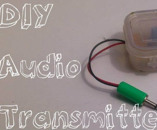 Wireless Audio Transmitter