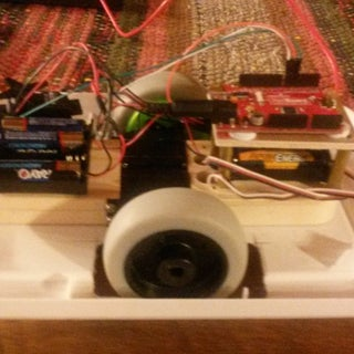 Telepresence Robot: Basic Platform (Part 1)