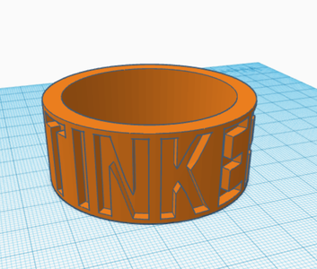 Designing Your Ring in TinkerCAD Pt5
