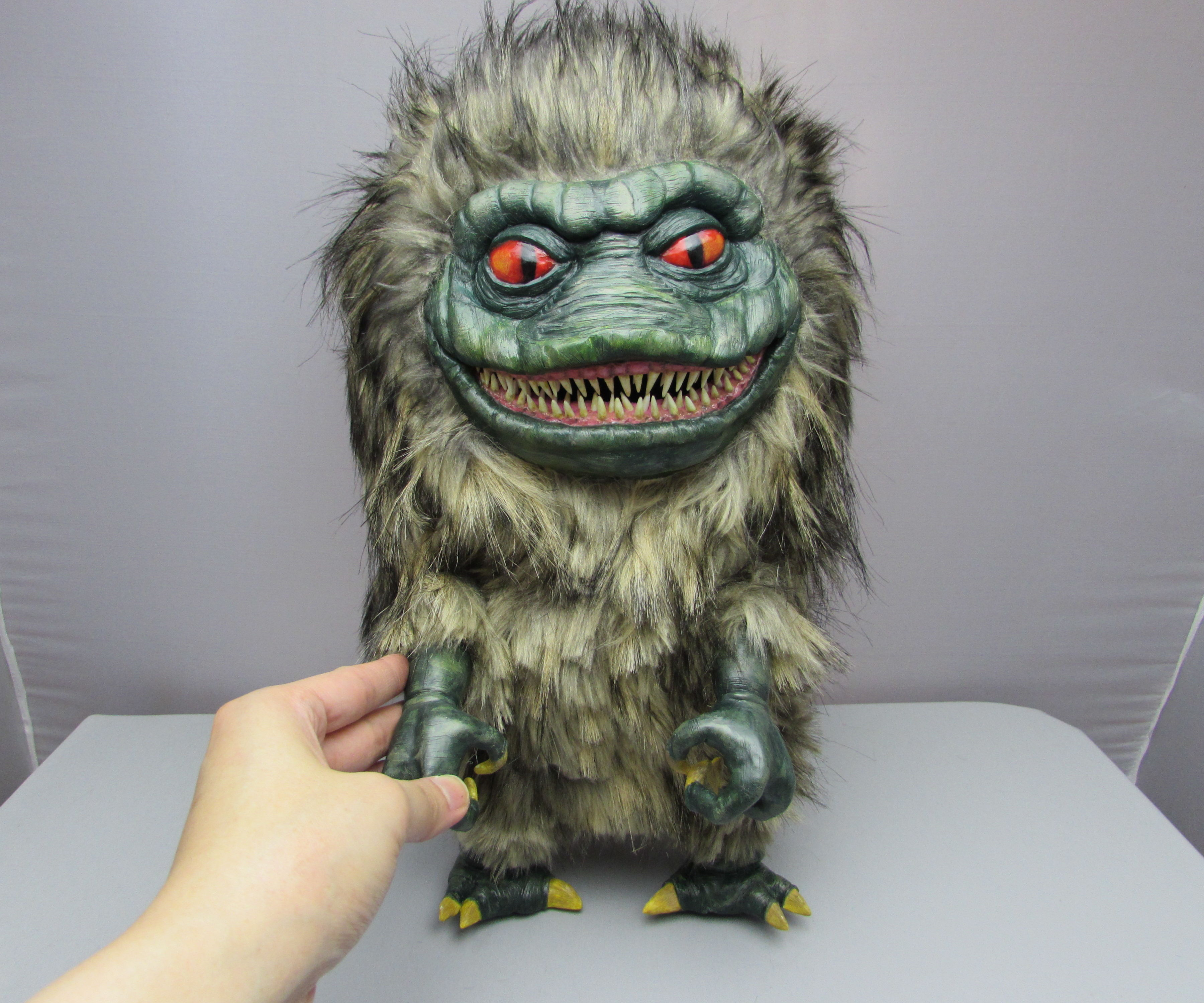 Critters Poseable Prop Doll