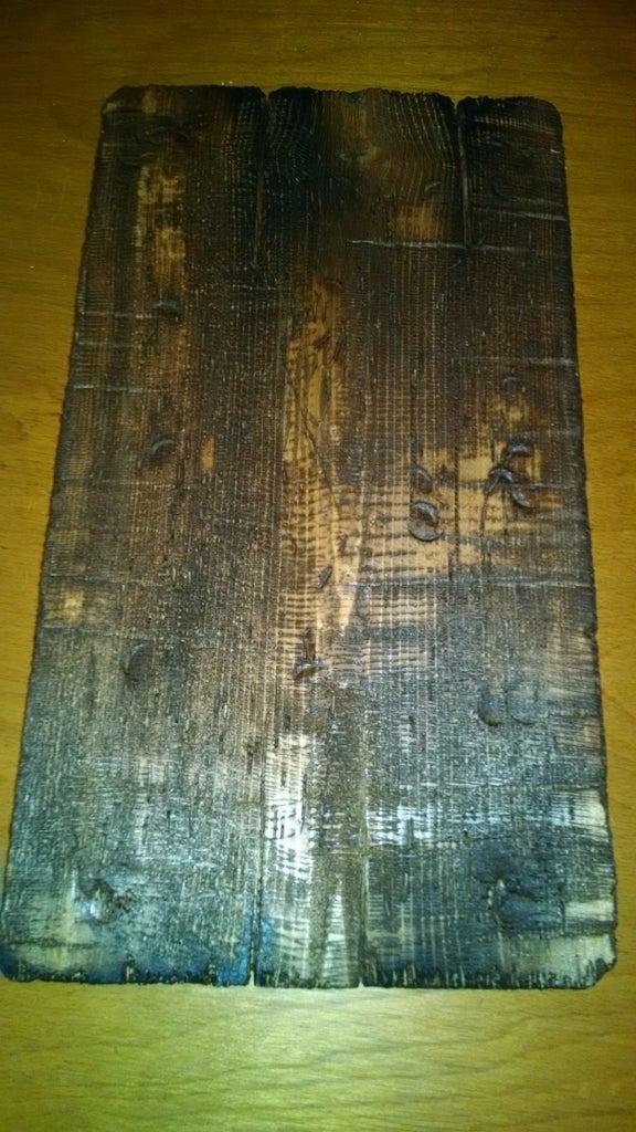 Get a Scrap Piece of Wood