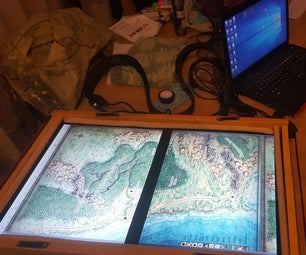 D6 - Deployable Desktop Dicey Digital Dual Display