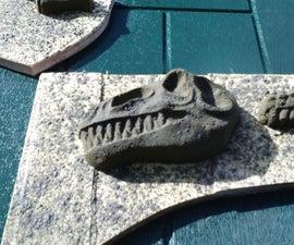 混凝土T-rex