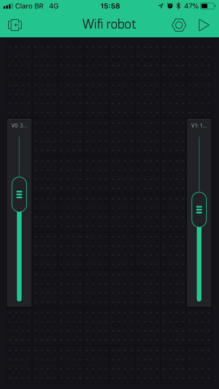 Blynk App #2 - Sliding Bars