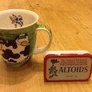 Altoids Porta-Coffee