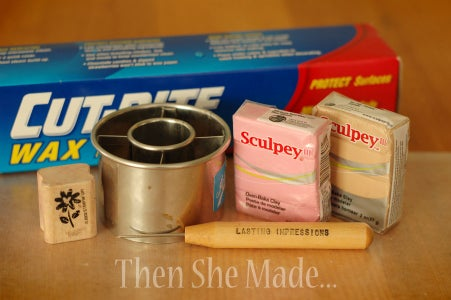 Step One: Supplies