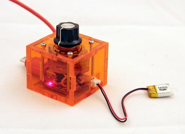 How to Dove-Tail Joint a Laser Cut Enclosure + Lipo Charger