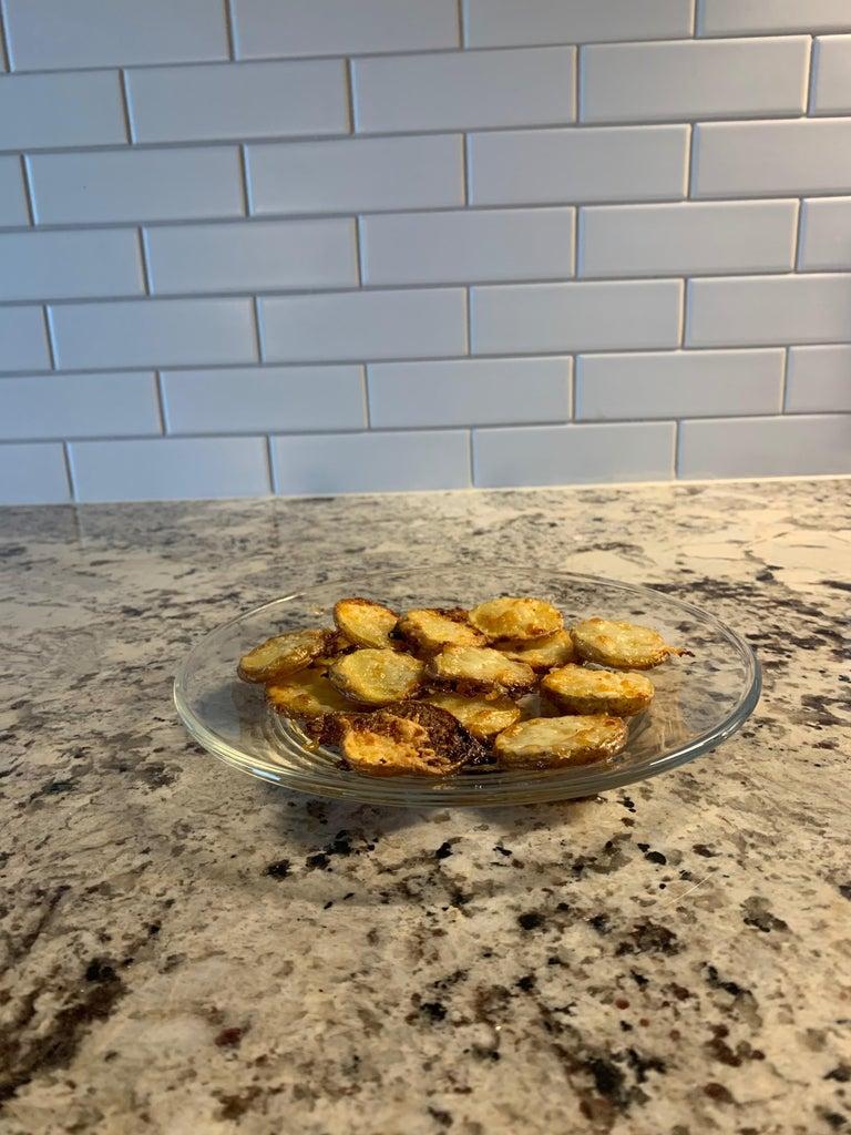 PCGB- Potato Cheesy Garlic Bites
