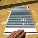 Shady Ovals Optical Illusion