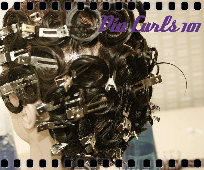 Pin Curls 101!