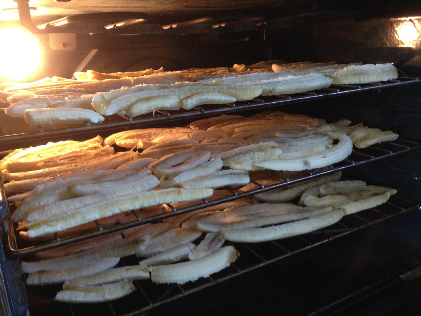 Put Them in the Oven and Wait...