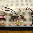 How to use a 74HC595 Shift Register with a AVR ATtiny13