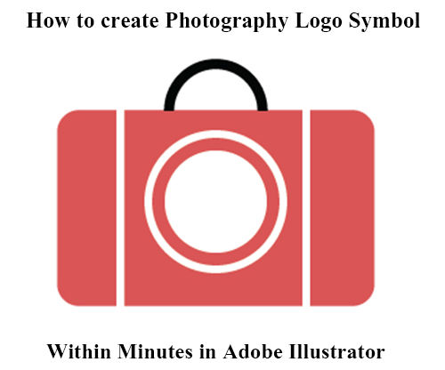 How to create a Photography Logo symbol within minutes in Adobe Illustrator