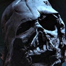 Cardboard Darth Vader Helmet