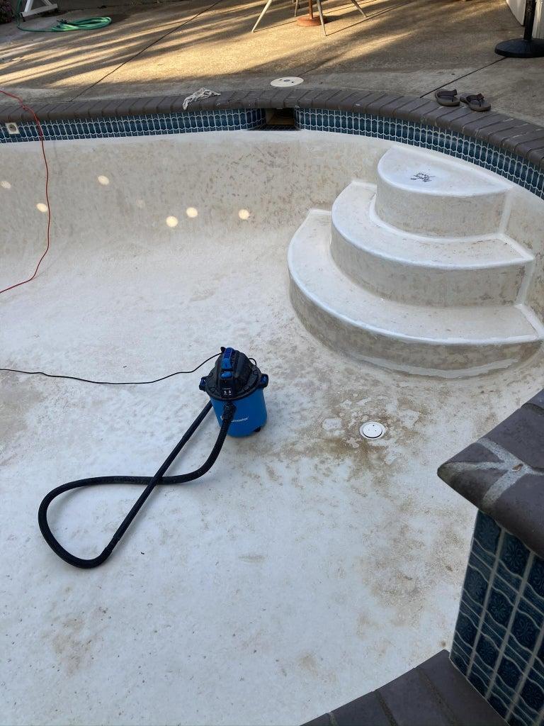 Acid Wash the Pool