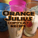 ORANGE JULIUS SPOT ON Copycat Recipe
