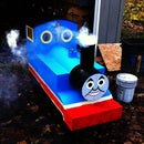 Thomas the Tank Engine Halloween