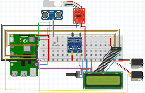 Electronic Setup