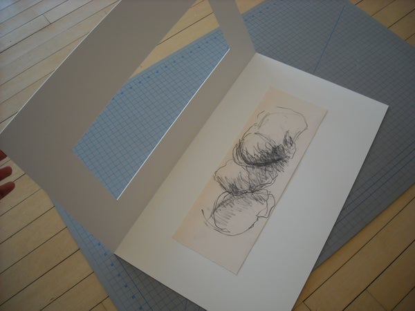 How to Make a Window Mat for Your Artwork