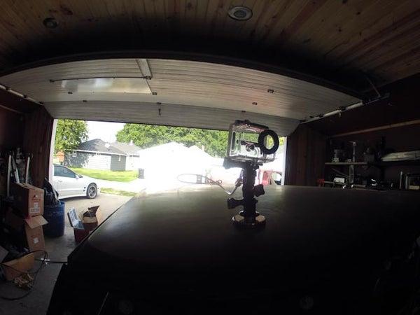 GoPro Vehicle Mounts: the Magnet Mount