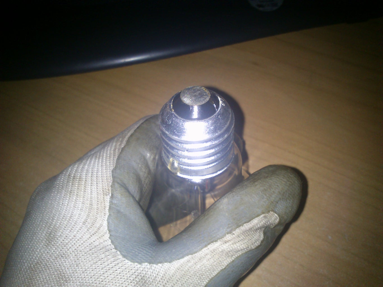 How to Break the Bulb...
