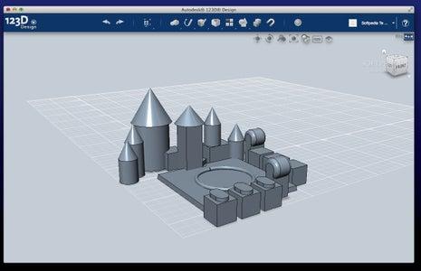 Free Programs: 123D Design