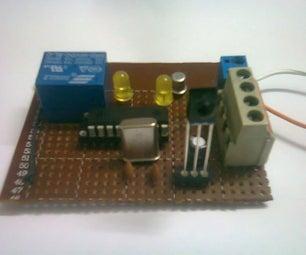 IR Receiver for Remote Control