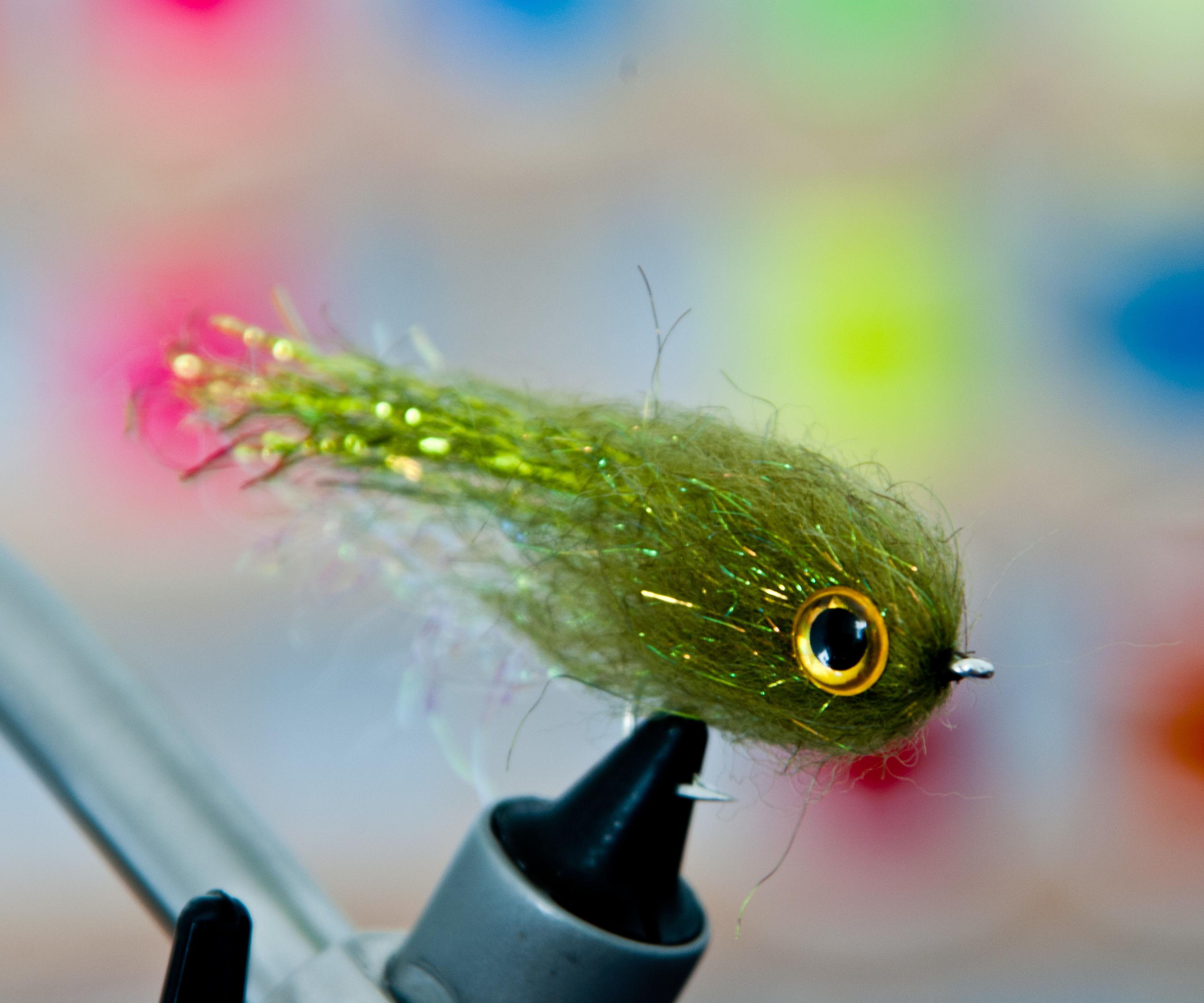 Sparkle Mop Head Fly