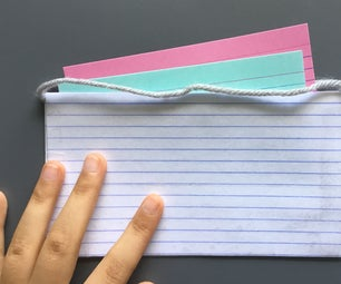 Index Card Carriers