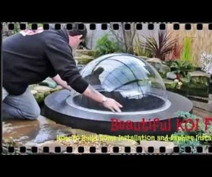 How to Build Water Garden or Koi Pond Are Very Useful