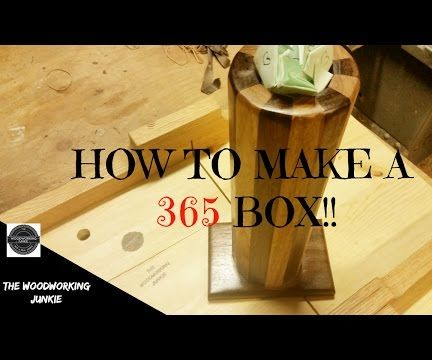 How to Make a 365 Box. Best Present for Your Wife or Girlfriend!